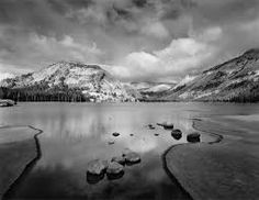 I am forever in awe of Ansel Adams and the moments he captured on film