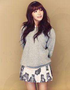 Jung Eun-Ji/ 정은지, yeppeuda #apink #eunji