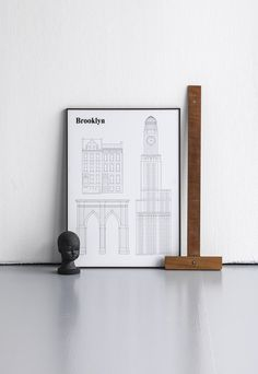Brooklyn Landmarks   studio esinam