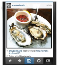 Hipstamatic + Instagram - Together at last!