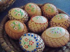 Czech Republic Easter Egg (Velikonoční vajíčka) Waxing