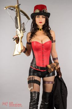 Steampunk Girls #coupon code nicesup123 gets 25% off at  Provestra.com