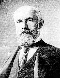 Granville Stanley Hall (February 1, 1844 – April 24, 1924) was a pioneering American psychologist and educator. His interests focused on childhood development and evolutionary theory. Hall was the first president of the American Psychological Association and the first president of Clark University.