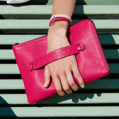 Mine is blue Love, love, love!!!  Longchamp