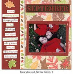 September Page