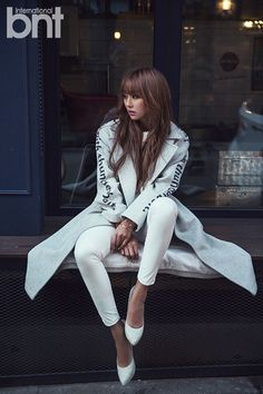 Sistar Hyo Rin - bnt International November 2014