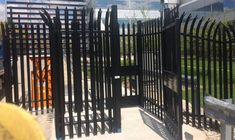 Wooden Fence Gate and Modern Fence Gate Door.
