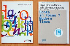 FiF 6 and 7: Front covers by TypeOff, via Flickr