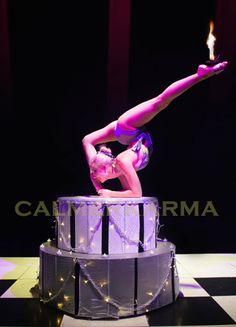 Hire Cake Contortionist and Acrobat - Delia. Cake contortion performers are perfect for any event that features a cake, find out more about hiring cake performers & our award-winning service Wonderland Events, Alice In Wonderland, Johnny Depp Mad Hatter, Birthday Celebration, Birthday Parties, Uk Parties, Mirror Man, Tea Party Table, London Cake