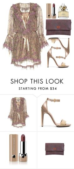 """Geen titel #376"" by fashionloveandinspiration ❤ liked on Polyvore featuring Etro, Calvin Klein and Marc Jacobs"