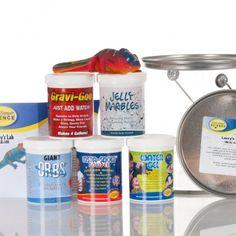 Larry's Lab - Polymer Science Kit | Science Kits | Products | Steve Spangler Science