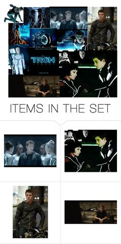"""""""TRON: Legacy"""" by danialvesismy-spiritanimal ❤ liked on Polyvore featuring art"""