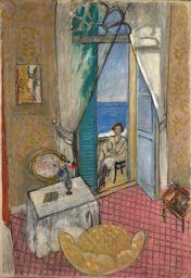 Henri Matisse, Interior At Nice (1919-20)