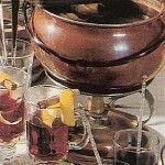Recepty na dobře jídlo a pití: Plamenná bowle