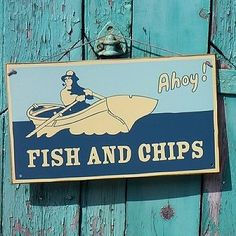Fish and chips on the beach is a British seaside tradition.