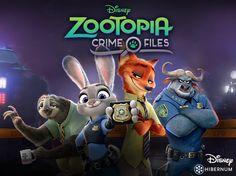 Zootopia - Crime Files: Hidden ObjectHibernum & Disney