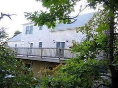 Spacious privately set Home in Woods. The Sandpiper CoveVacation Rental in Truro from @HomeAway! #vacation #rental #travel #homeaway