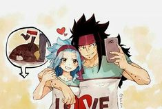Find images and videos about anime, manga and fairy tail on We Heart It - the app to get lost in what you love. Gale Fairy Tail, Fairy Tail Amour, Anime Fairy Tail, Fairy Tail Guild, Fairy Tail Ships, Couples Fairy Tail, Fairy Tail Family, Fairytail, Gruvia