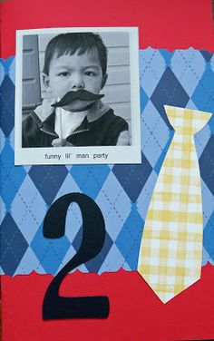 bliss bloom {blog} ~ a craft and lifestyle journal: Funny Lil' Man Party!