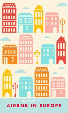 Travelling with Airbnb in Europe  | Tips and tricks in choosing Aibnb in Europe | DESIGN IS YAY!
