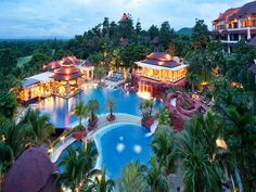 Das Springfield Village Golf & Spa Hotel in Hua Hin / Cha-am buchen