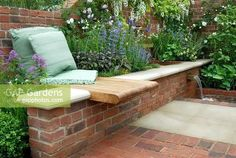 If you are planning on building raised garden beds then it is very important to have some sort of plan in place. You may have made this decision for many reasons including lack of garden space, poor soil or the need for year round cultivation. Building Raised Garden Beds, Raised Beds, Outdoor Sofa, Outdoor Furniture, Outdoor Decor, Backyard, Patio, Garden Spaces, Brick