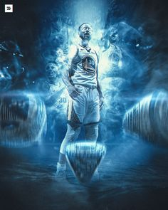 Basketball Room, Curry Basketball, Basketball Videos, Basketball Cards, Irving Wallpapers, Nba Wallpapers, Football Design, Nfl Football, Stephen Curry Wallpaper