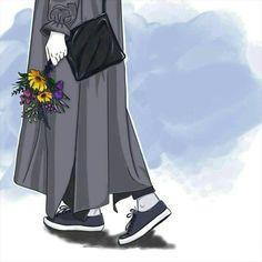 Anime Muslim, Muslim Hijab, Hijabi Girl, Girl Hijab, Muslim Girls, Muslim Women, Muslim Fashion, Hijab Fashion, Hijab Stile