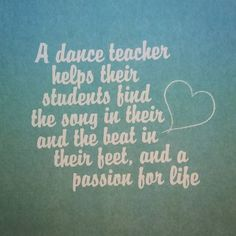 What our Ritz Lindy Hoppers teachers believe in #ritzlindyhoppers