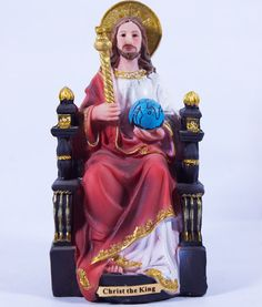 christ the king high quality 5″