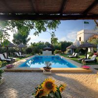 Halfway between Seville and Jerez stands a whitewashed hacienda brimming with hospitality. The exclusive Hacienda de San Rafael balances rustic charm with modern sophistication.