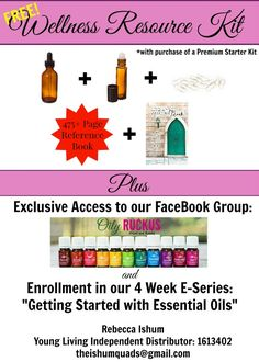 A Beautiful Ruckus: Young Living Essential Oils
