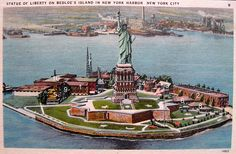 Ellis Island: My grandmother arrived here when she was just six. I wonder what she thought?