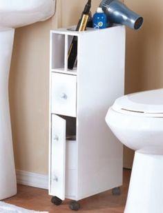 schmaler schrank neben der toilette dekor tarifleri. Black Bedroom Furniture Sets. Home Design Ideas