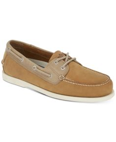 6e3d340bf52 Dockers Men s Vargas Leather Boat Shoes - Brown 12