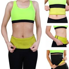 2630217271 Sweat Smart EXERCISE SWEET SWEAT WAIST TRIMMER Premium Weight Loss Waist  Trimmer Belt Slim Body Sweat Wrap SWEAT SMART ELITE SERIES YE…