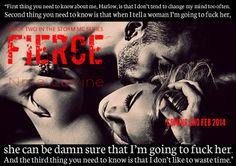 Fierce (Storm MC #2) by @Nina Levine Author   https://www.goodreads.com/book/show/19546770-fierce