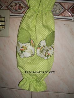 Puxa Saco Maçãs - R$ 25,00 Cód PFCO 022