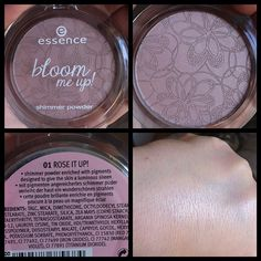 Attention beauty lovers!!! I have found the closest thing to an exact dupe of Hourglass' Ambient Lighting Powder (in Mood Light) and it's only 4 freaking dollars!! It's STUNNING! You have to have this. I'm serious. It's from the brand new Bloom Me Up! Essence collection that launched on April 7th. It's available at Shoppers Drug Mart in Canada and Ulta in the US! Go! Go! Go! @ihaveadupeforthat #makeup #cosmetics #sdm #essence #dupe #hourglass #drugstoreprincess #bloommeup