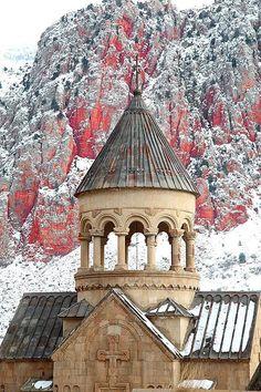 Noravank - Beauty of Armenia Facebook Page.