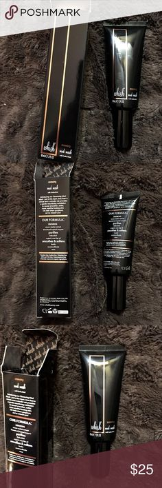 WHISH RENEWING MUD MASK 2fl. oz.  NEW IN BOX New in box WHISH renewing mud mask with bakuchiol.  60ml. / 2fl. oz. whish beauty Makeup Face Primer