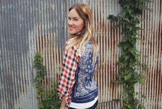 Try This: Bandana Back Shirt by A Beautiful Mess