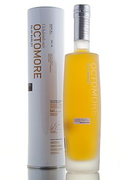 Octomore 6.3 Islay Barley is the first release from this series to be distilled using 100% Islay grown barley. Peated to a humongous 258PPM which is 89PPM more than the previous level set - oh and it's also been bottled at 64% vol! Octomore is not for the faint-hearted... http://www.abbeywhisky.com/bruichladdich-octomore-6-3-islay-barley-scotch-whisky