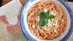 Μακαρόνια Γιαχνί της Μαμάς μου Spaghetti, About Me Blog, Ethnic Recipes, Food, Essen, Meals, Yemek, Noodle, Eten