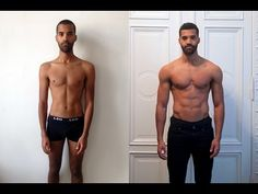 Building muscle with Freeletics Gym: Julian's transformation