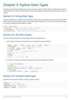 Python® Example Page 1