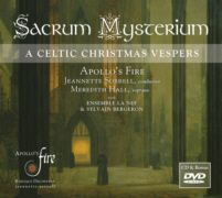 "Celtic Tradition | Apollo's Fire's Sacrum Mysterium (AV 2269): ""lovingly prepared"" (Listen magazine)"