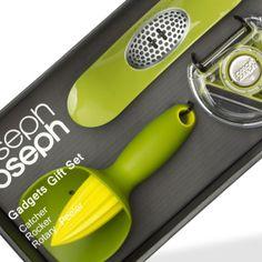 Joseph Gadgets Gift Set 3 Piece Kitchen Utensils Utensil