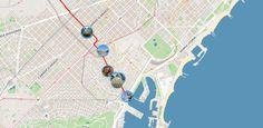 barcelona spain city itinerary