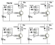 Efficient flyback driver circuit by IC 555 + IRF510